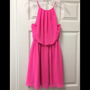 Gorgeous Lulu's halter dress